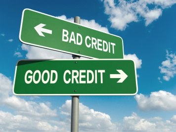 bad credit good credit